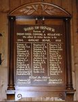 Bream Creek, Copping and Kellevie Roll of Honour