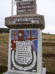 Breeza War Memorial : 16-August-2014
