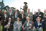 Men who served with Brigadier Potts : 06-May-2007 (Wendy Thorn Photography)