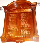 Brighton Methodist Church Honour Roll