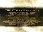 Brisbane Rats of Tobruk Memorial - Navy Plaque