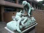 British Medical Association Monument : 13-August-2012
