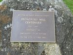 Paper Mill Centenary Plaque Inscription : November 2013
