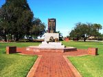 Broome War Memorial: 2012
