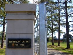 Bulahdelah District Soldiers Memorial Gates