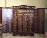 Bungaree Shire Honour Roll