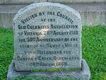 Burke + Wills Grave Monument