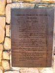 Cabarlah Pioneers Bicentennial Memorial Bicentennial Plaque