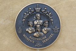 Women`s Services Plaque : 15-June-2015