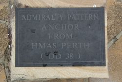 Anchor Plaque: 15-June-2015