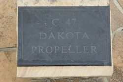 Propellor Plaque: 15-June-2015