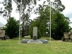 Cann River War Memorial ; 2007