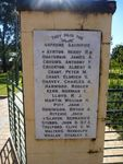 Canowindra Memorial Gates & Park : 29-April-2012