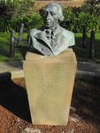 Captain Arthur Phillip Bust