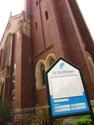 St Matthews Church: 10-January-2015