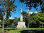 Captain James Cook Statue 3