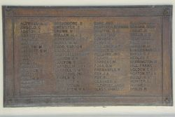 Honour Roll 2: 11-August-2015