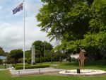 Cavendish War Memorial : 01-November-2011
