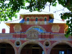 Parkes Court House: 11-January-2016