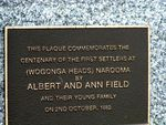 Albert and Ann Field