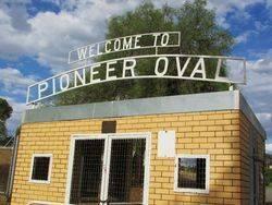 Pioneer Oval :11-January-2016