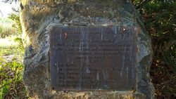 Tabooba Station Site marker: 23-October-2016