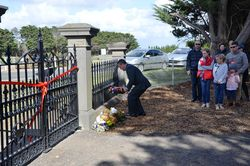 19-April-2015 : Opening of new gates (David Jirik)