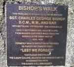 Charles George Bishop