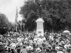 21-December-1916 : Unveiling : State Library of South Australia - PRG-280-1-15-518