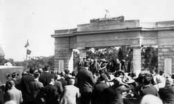 06-May-1922 : Memorial Unveiling : State Library of South Australia - PRG-280-1-30-100