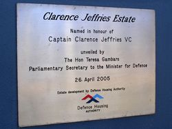 Jeffries Estate Plaque : 07-September-2014