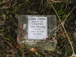 Clybucca Memorial Plaque 2
