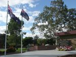 Cobram & District War Memorial : 11-May-2013