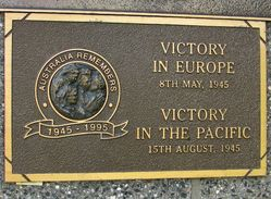 Australia Remembers Plaque : 03-June-2015