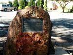 Cooee Memorial Park Memorial