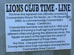 Lions Club Time-Line: 01-August-2014