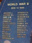WW2 Fallen : 01-August-2014