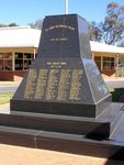 Coonamble War Memorial 2 : 01-August-2014