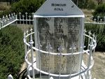 Cooyar War Memorial Honour Roll