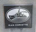 Corvettes Memorial : 20-December-2012
