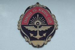 Memorial Club Insignia : September-2014