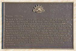 Somme Plaque : 15-July-2015