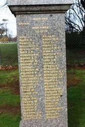Honour Roll Column- Fallen :25-September-2016 (Roger Johnson)