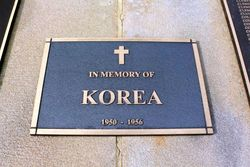 Korea Plaque: 25-September-2016