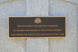 Plaque Inscription : 10-March-2015