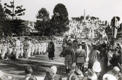 25-April-1924 : Unveiling (State Library of Queensland)