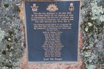 Currandooley  + Willeroo Tree Plaque