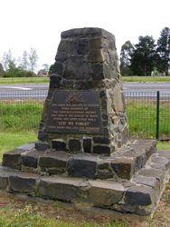 28-October-2014 : Original Monument (Sandra Brown)