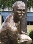 Darren Lockyer Statue