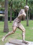 Darren Lockyer Statue 2